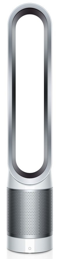 Purificateur dyson tp02 cool blanc silver pas cher smtv - Dyson purificateur d air ...