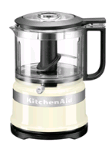 mini hachoir kitchenaid creme  5kfc3516eac